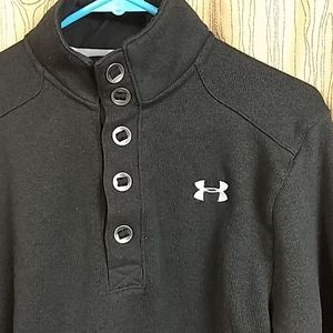 Men's M Under Armour Cold Gear Sweater Thick Warm